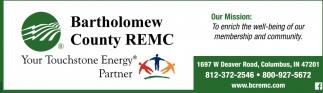 Your Touchstone Energy Partner