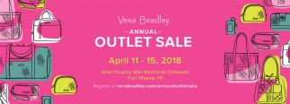 Annual Outlet Sale