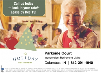 Parkside Court Independent Retirement Living